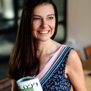 Nicole Arnitz by Anna Fichtner
