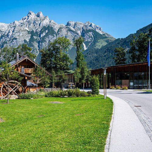 Bergresort Werfenweng tagungszentrum